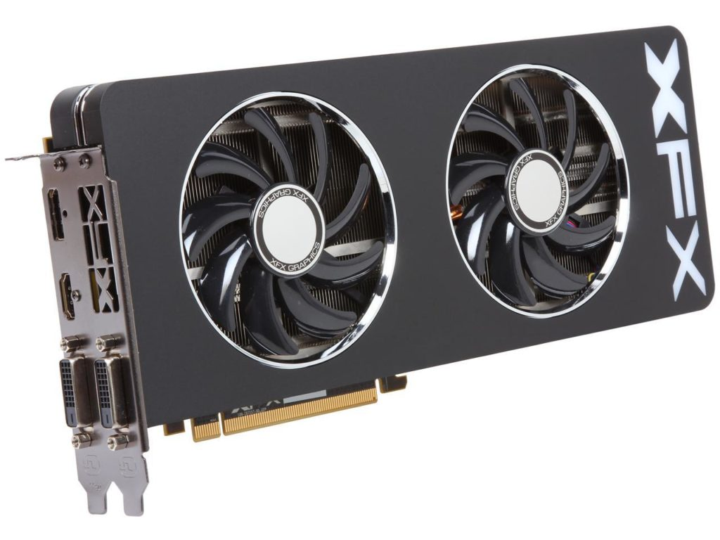 XFX Double Dissipation Radeon R9 290X